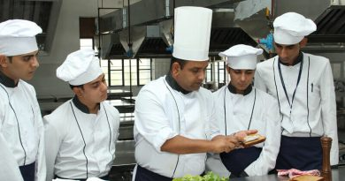 B.Sc. (Catering Science and Hotel Management)