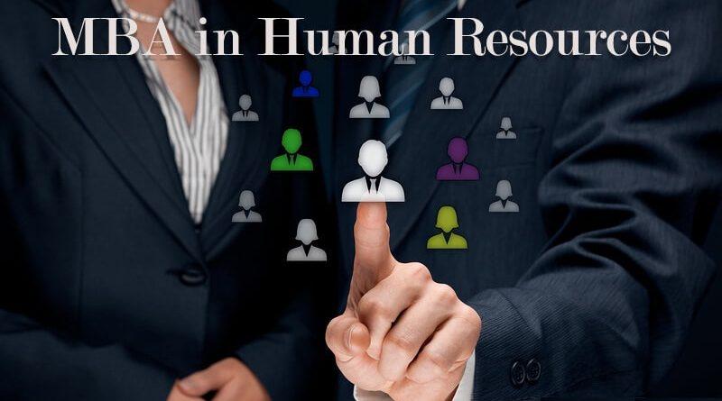 M.B.A (Human Resource Management)
